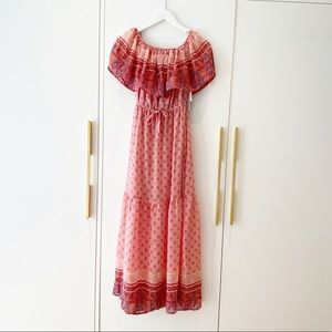 24 HR SALE Design Lab Maxi Dress BNWT